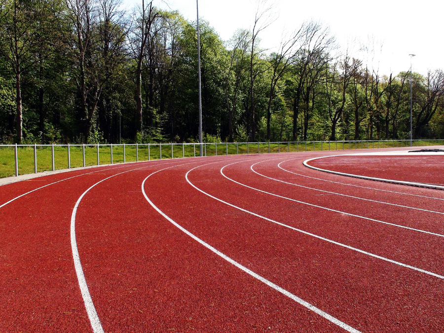 Running Track Surfacing